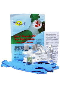 Pipe Repair Kit Wrap Seal Kit 200x300 - Effective Repair Solutions for Pipe Joint Leaks
