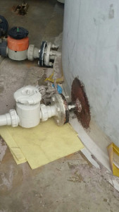 wrapping of pipes 1 169x300 - Effective Steps to Repair Copper Pipe Leaks