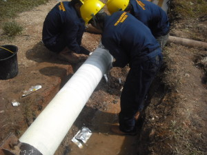 Composite Repair System Wrap 300x225 - How to Extend Service Life of Corroded Pipes by 20 Years?