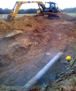 Pipe Leak Repair Preparation1 250x300 - Surface Preparation for an Effective Pipe Leak Repair