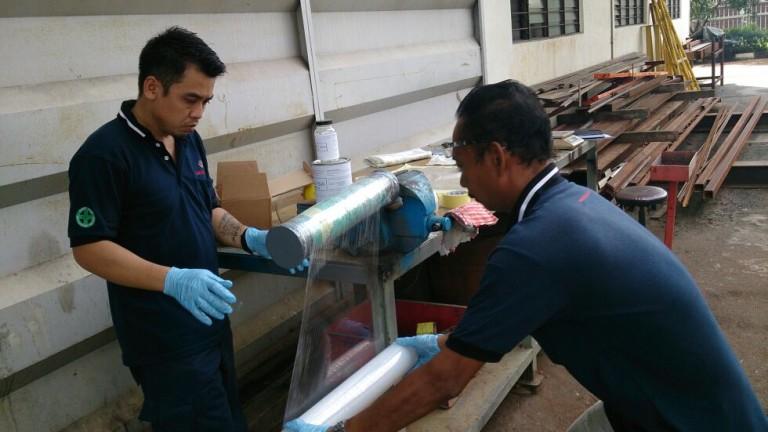 Composite Repair7