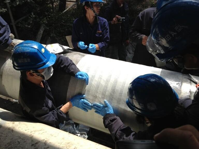 7.-Apply-Wrap-Seal-PLUS-fiberglass-repair-tape-Anti-corrosion-coating