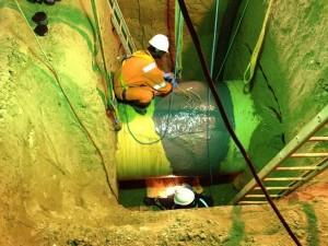 Repairing Underground Pipe Leaks4