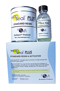 1715 WRAP SEAL PLUS - RESIN AND ACTIVATOR (RU)