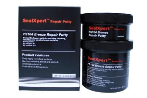 2043 SEALXPERT PS104 MASSA COM BRONZE PARA REPAROS - METAL REPAIR COMPOUNDS (PT)