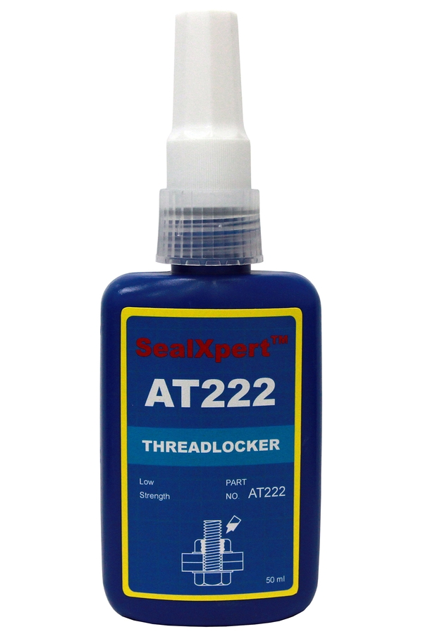 Thread locker Purple - removable anaerobic adhesive used for locking and sealing of screws, bolts, nuts, threaded fasteners
