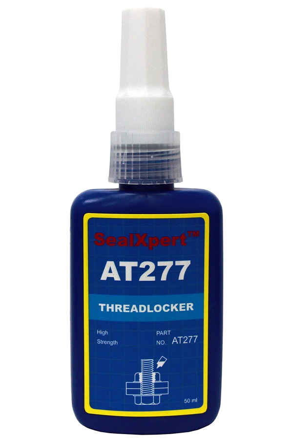 Thread locker Green - permanent anaerobic adhesive used for locking and sealing of screws, bolts, nuts, threaded fasteners