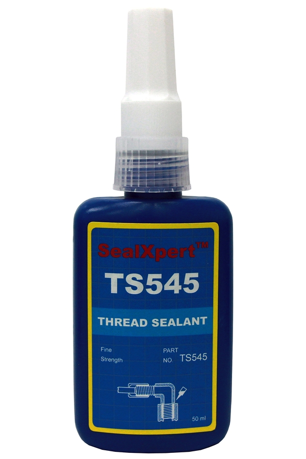 High lubricitythread Sealant Purple for sealing fine threads in hydraulic and pneumatic metal pipes and fittings