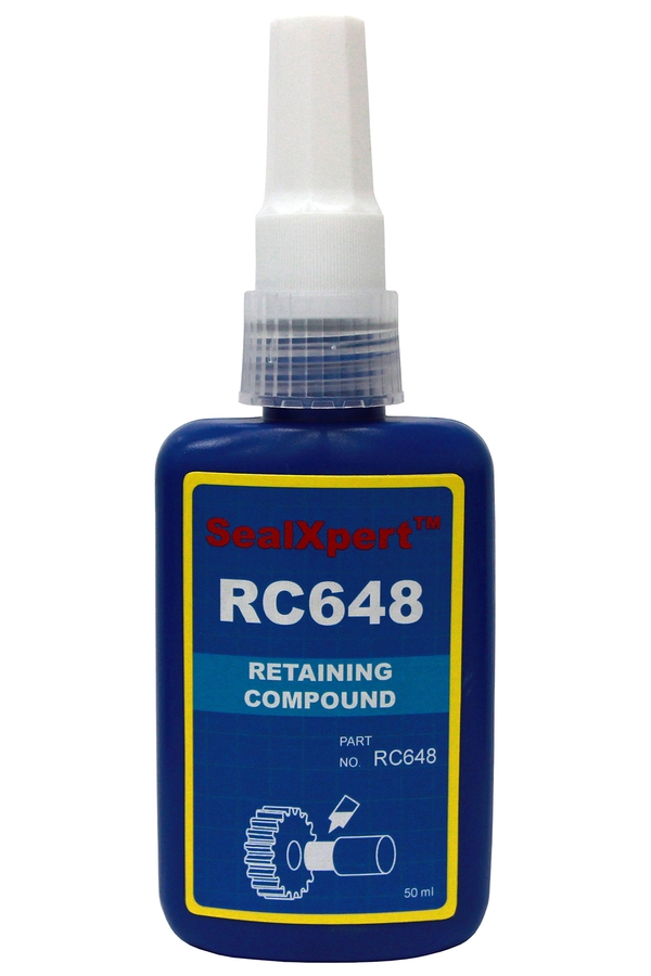 2421 SEALXPERT RC648 MEMPERTAHANKAN SENYAWA - RETAINING COMPOUNDS (ID)