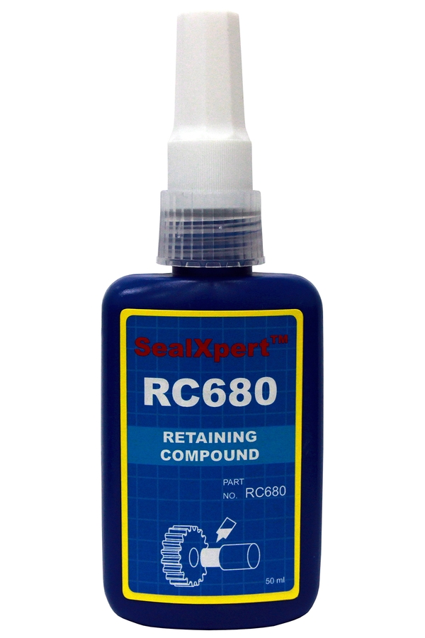 Retaining Compound is a high strength, high viscosity room temperature curing adhesive used to join fitted cylindrical parts; fixtures in 10 minutes