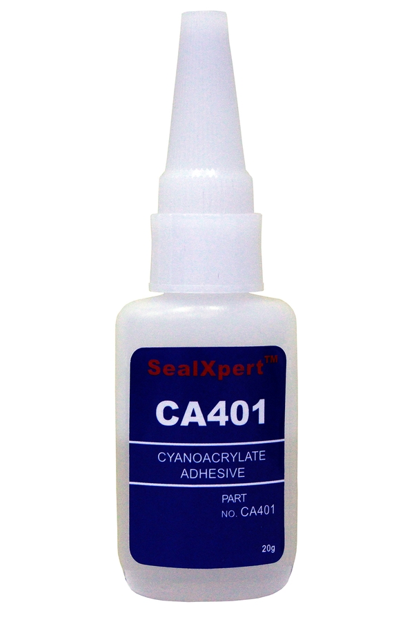 2469 Cyanocrylate Adhesive 401 Leak Clamp - CYANOACRYLATE ADHESIVES (AR)