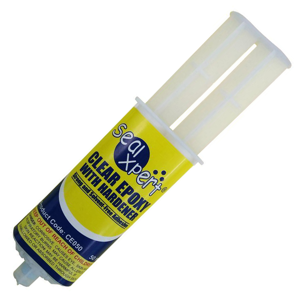 30550 CE050 CLEAR EPOXY WITH HARDENER - MAINTENANCE (PT)