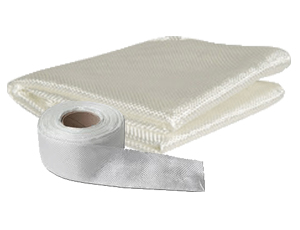 37530 uncoated fiberglass tape and glass cloth - FIBER MAT (ID)