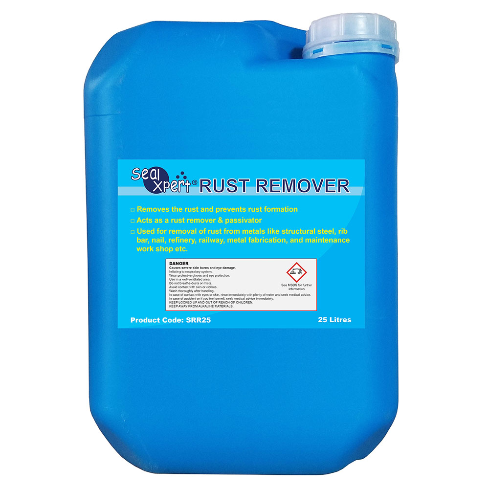 38646 rust remover - CLEANING CHEMICALS