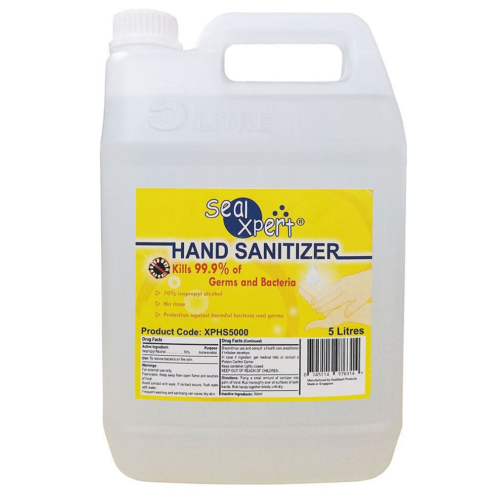 38647 hand sanitizer - CLEANING CHEMICALS