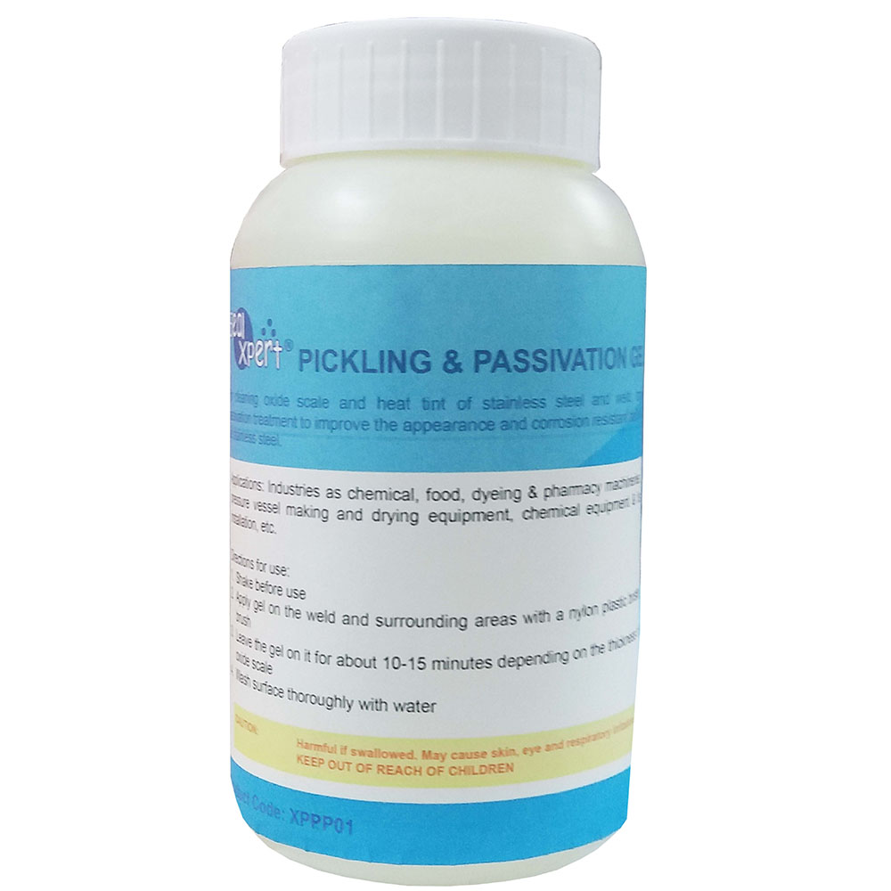 38649 pickling and passivation gel - CLEANING CHEMICALS
