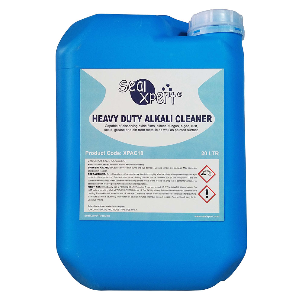 38721 heavy duty alkali cleaner - CLEANING CHEMICALS