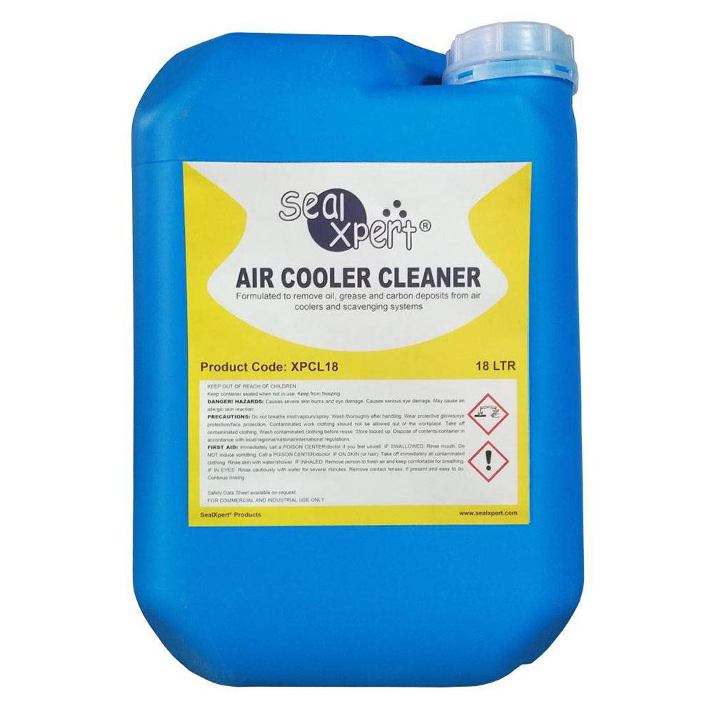 38723 air cooler Cleaner - CLEANING CHEMICALS