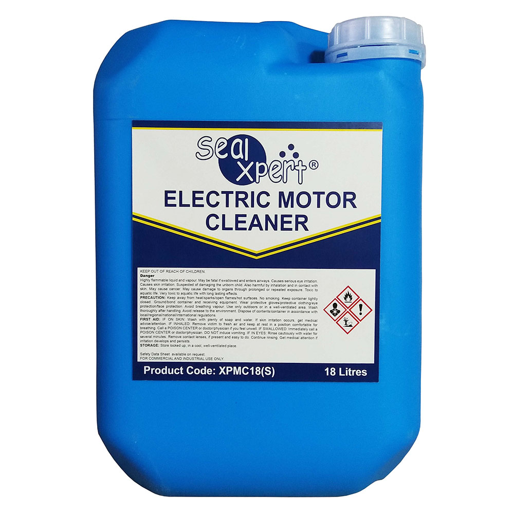 38729 electric motor cleaner - CLEANING CHEMICALS
