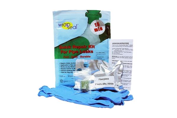 489 WRAP SEAL CEPAT PERBAIKAN KIT KEBOCORAN PIPA - Leak repair (ID)