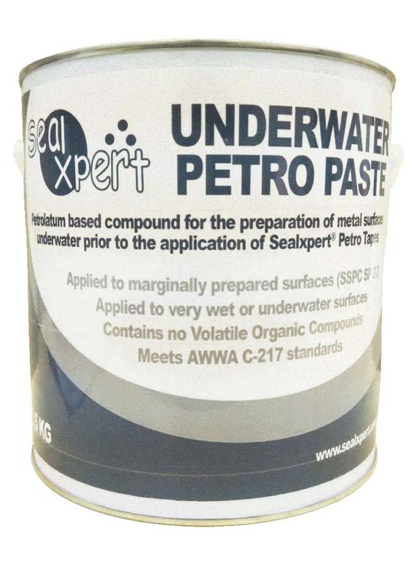 5544 Sealxpert Petro Paste - PETROLATUM WRAP PROTECTION (EN)