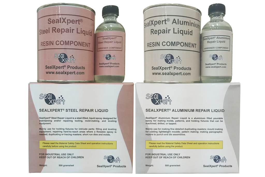 637 SealXpert Repair Liquid - REPAIR & REBUILDING (ES)