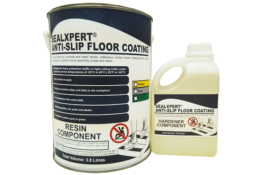 7329 SealXpert Anti slip Floor Coating - REPAIR & REBUILDING (ES)